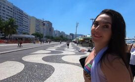 Comendo Ninfeta Flexível | Loupan na Estrada | Mimi Boliviana | Loupan Produções