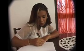 Estudante brasileira trepando gostoso